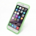 iPhone 6 6s Plus Soft Case (Green) top quality leather case by PDair