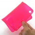 iPad Mini Soft Case (Petal Pink S Shape pattern) genuine leather case by PDair