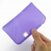 Amazon Kindle Fire HD Soft Case (Purple) genuine leather case by PDair