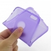 iPhone 6 6s Plus Soft Case (Purple S Shape pattern) top quality leather case by PDair