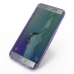 Samsung Galaxy S6 edge+ Plus Transparent Soft Gel Case (Purple) protective carrying case by PDair