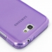 Samsung Galaxy Note 2 Soft Case (Purple) protective carrying case by PDair