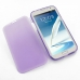 Samsung Galaxy Note 2 Soft Case (Purple) top quality leather case by PDair