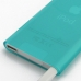 iPod nano 8th / nano 7th Soft Gel Plastic Case Cover (Aqua) protective carrying case by PDair