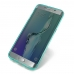 Samsung Galaxy S6 edge+ Plus Transparent Soft Gel Case (Aqua) protective carrying case by PDair
