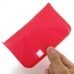 Amazon Kindle Fire HD Soft Case (Red) genuine leather case by PDair