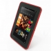 Amazon Kindle Fire HD Soft Case (Red) top quality leather case by PDair