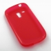 Samsung Galaxy S3 Mini Soft Case (Red S Shape pattern) top quality leather case by PDair