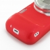 Samsung Galaxy S4 zoom Soft Case (Red) handmade leather case by PDair
