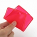 Sony Xperia ZL Soft Case (Red S Shape pattern) genuine leather case by PDair