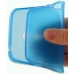 Sprint HTC EVO 3D Soft Case (Blue) protective carrying case by PDair