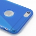 iPhone 6 6s Plus Soft Case (Blue S Shape pattern) protective carrying case by PDair