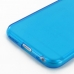 iPhone 6 6s Transparent Soft Gel Case (Blue) handmade leather case by PDair