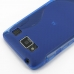 Motorola Droid Razr HD Soft Case (Blue S Shape pattern) protective carrying case by PDair