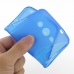 Samsung Galaxy Core 2 Soft Case (Blue S Shape pattern) top quality leather case by PDair