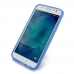 Samsung Galaxy J5 Soft Case (Blue S Shape pattern) protective carrying case by PDair