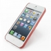 iPhone 5 5s 0.6mm Ultra thin Plastic Cover (Red) genuine leather case by PDair
