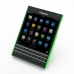 BlackBerry Passport Rubberized Hard Cover (Green) genuine leather case by PDair