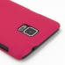 Samsung Galaxy Note 4 Rubberized Hard Cover (Petal Pink) protective carrying case by PDair