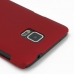 Samsung Galaxy Note 4 Rubberized Hard Cover (Red) protective carrying case by PDair