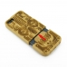 iPhone 5 5s Bamboo Protective Case (Symmetrical Pattern) protective stylish skin case by PDair