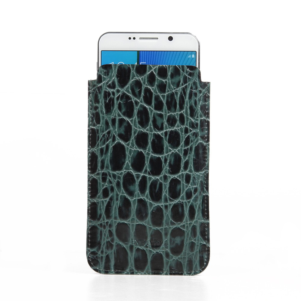 10% OFF + FREE SHIPPING, Buy Best PDair Quality Handmade Protective Samsung Galaxy Note 5 Leather Sleeve Case (Green Croc Pattern). You also can go to the customizer to create your own stylish leather case if looking for additional colors, patterns and ty