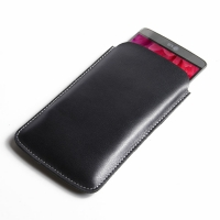 LG G3 Leather Sleeve Case PDair Premium Hadmade Genuine Leather Protective Case Sleeve Wallet