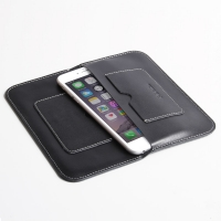 Simple Leather Wallet Case for Apple iPhone 6 Plus | iPhone 6s Plus
