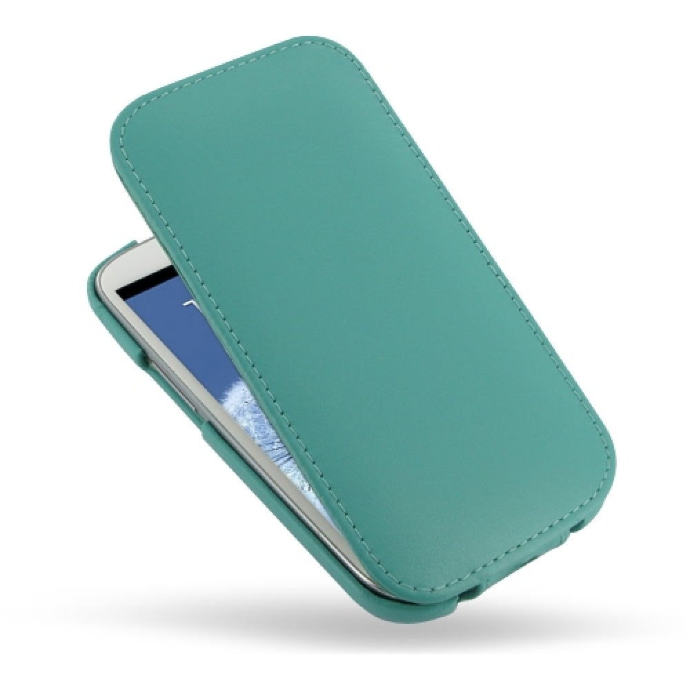 10% OFF + FREE SHIPPING, Buy Best PDair Top Quality Handmade Protective Samsung Galaxy S3 Slim Leather Flip Top Case (Aqua). Pouch Sleeve Holster Wallet You also can go to the customizer to create your own stylish leather case if looking for additional co