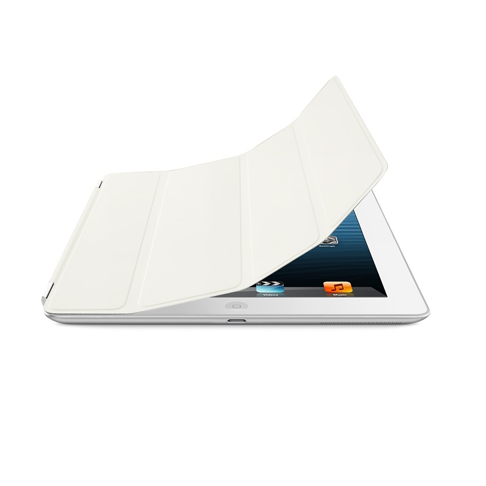 ipad 2 3 4 smart cover (white) pdair 10% off free shipping