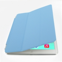 10% OFF + FREE SHIPPING, Buy PDair Top Quality Protective iPad Air Smart Cover (Light Blue). Our iPad Air Smart Cover is Best choice. You also can go to the customizer to create your own stylish leather case if looking for additional colors, patterns and
