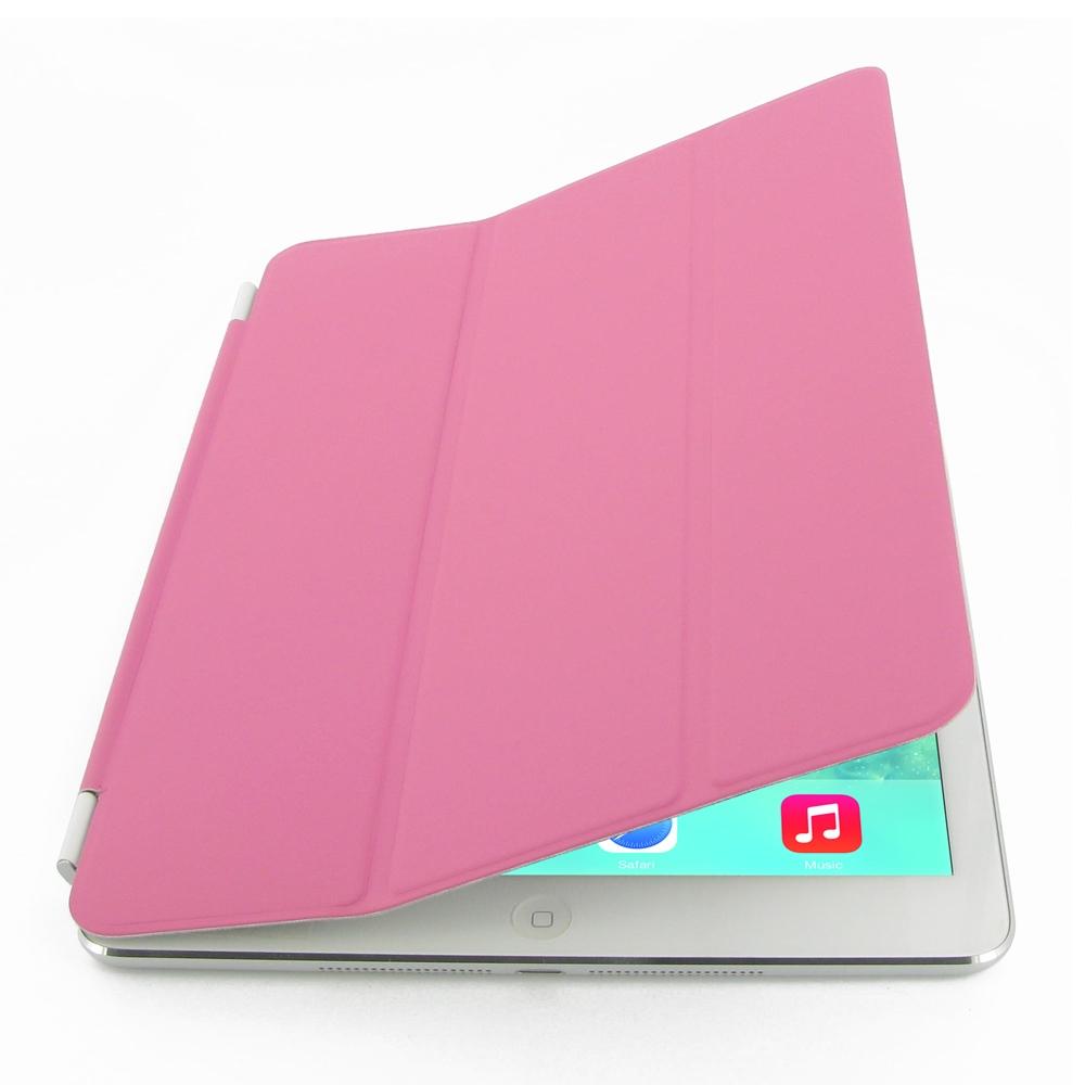 Ipad air smart cover petal pink pdair 10 off free - Smart case ipad air ...
