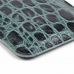 Samsung Galaxy Note 5 Leather Sleeve Case (Green Croc Pattern) top quality leather case by PDair