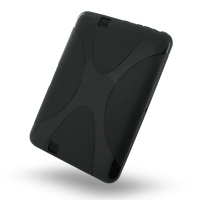 Soft Plastic Case for Amazon Kindle Fire HD 7 (Black)