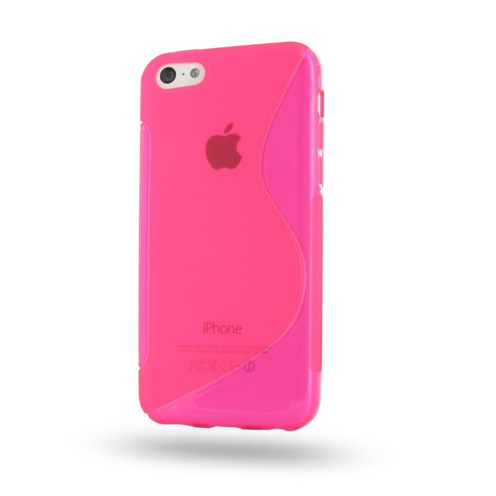 10% OFF + FREE SHIPPING, Buy Best PDair Quality Protective iPhone 5c Soft Case (Pink S Shape pattern) online. You also can go to the customizer to create your own stylish leather case if looking for additional colors, patterns and types.