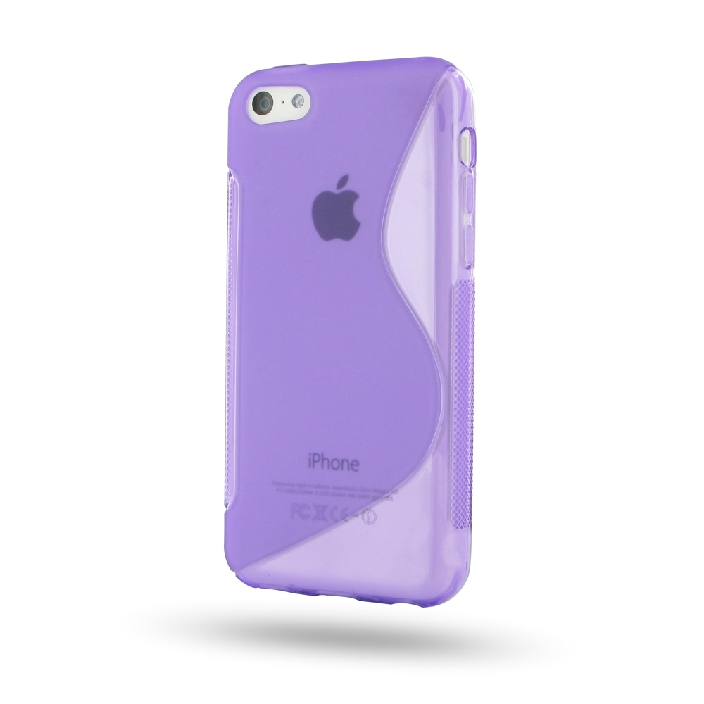 10% OFF + FREE SHIPPING, Buy Best PDair Quality Protective iPhone 5c Soft Case (Purple S Shape pattern) online. You also can go to the customizer to create your own stylish leather case if looking for additional colors, patterns and types.