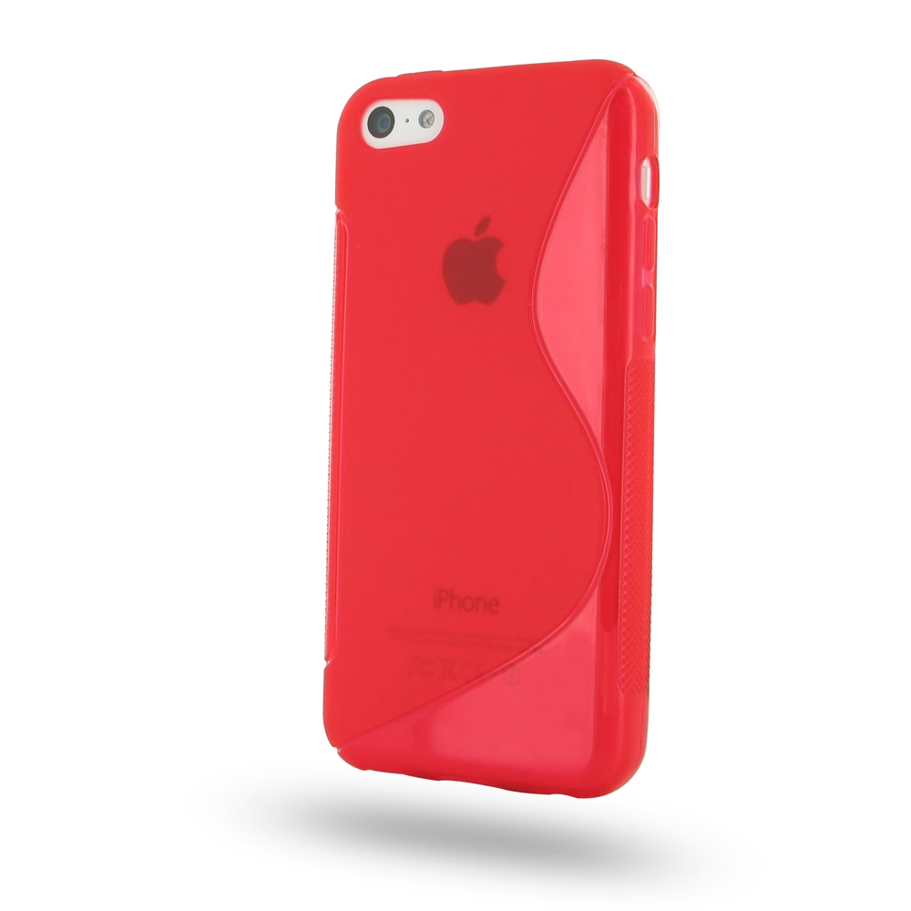 10% OFF + FREE SHIPPING, Buy Best PDair Quality Protective iPhone 5c Soft Case (Red S Shape pattern) online. You also can go to the customizer to create your own stylish leather case if looking for additional colors, patterns and types.