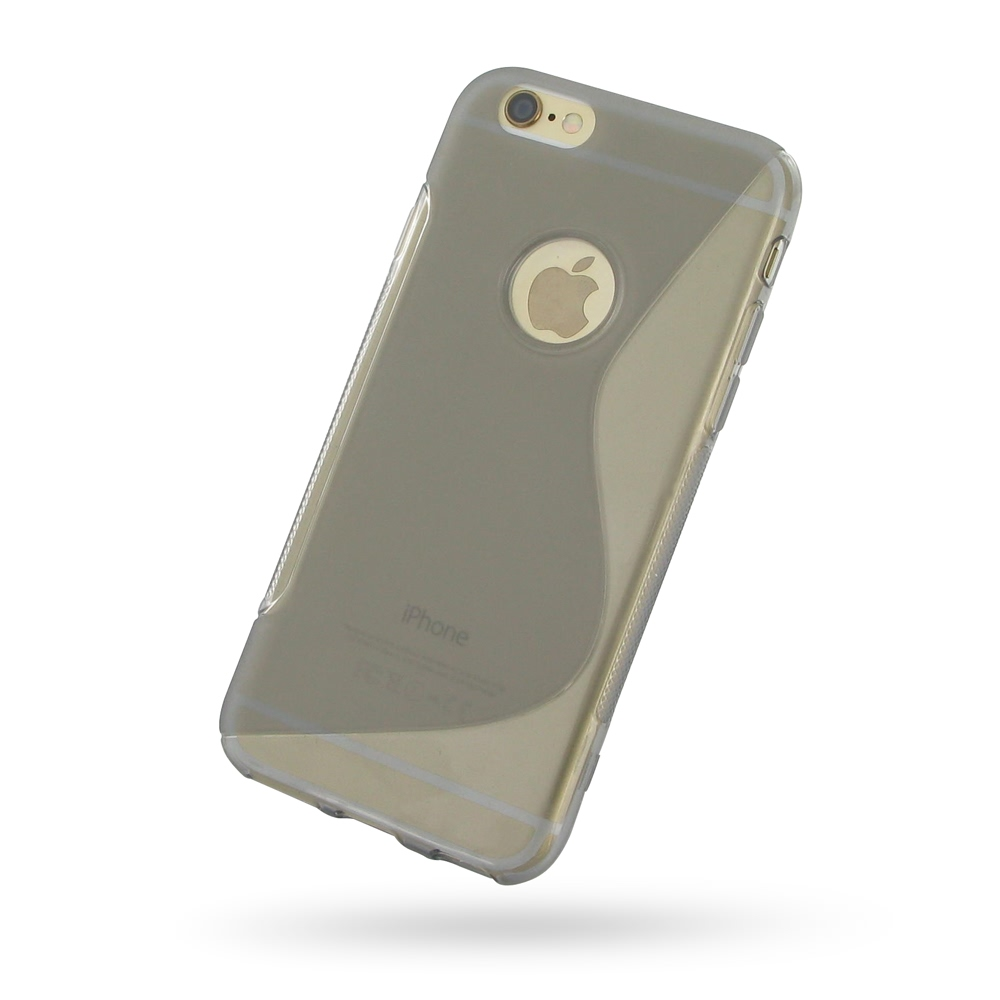 10% OFF + FREE SHIPPING, Buy Best PDair Quality Protective iPhone 6 | iPhone 6s Soft Case (Grey S Shape pattern) online. You also can go to the customizer to create your own stylish leather case if looking for additional colors, patterns and types.