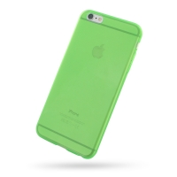 Soft Plastic Case for Apple iPhone 6 Plus | iPhone 6s Plus (Green)