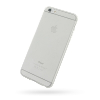 Soft Plastic Case for Apple iPhone 6 Plus | iPhone 6s Plus (Translucent)