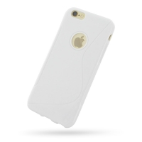 10% OFF + FREE SHIPPING, Buy Best PDair Quality Protective iPhone 6 | iPhone 6s Soft Case (White S Shape pattern) online. You also can go to the customizer to create your own stylish leather case if looking for additional colors, patterns and types.
