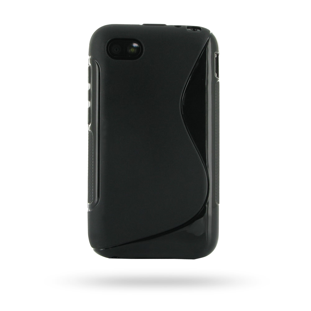 10% OFF + FREE SHIPPING, Buy Best PDair Quality Protective BlackBerry Q5 Soft Case (Black S Shape pattern) online. You also can go to the customizer to create your own stylish leather case if looking for additional colors, patterns and types.