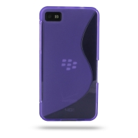 10% OFF + FREE SHIPPING, Buy Best PDair Top Quality Protective BlackBerry Z10 Soft Case (Purple S Shape pattern) online. You also can go to the customizer to create your own stylish leather case if looking for additional colors, patterns and types.
