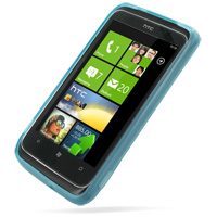 10% OFF + FREE SHIPPING, Buy Best PDair Quality Protective HTC 7 Trophy T8686 Soft Case (Light Blue) online. You also can go to the customizer to create your own stylish leather case if looking for additional colors, patterns and types.