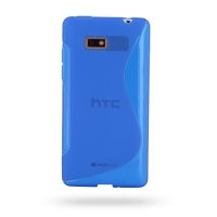 10% OFF + FREE SHIPPING, Buy Best PDair Top Quality Protective HTC Desire 600 Dual Soft Case (Blue S Shape pattern) online. You also can go to the customizer to create your own stylish leather case if looking for additional colors, patterns and types.