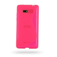 10% OFF + FREE SHIPPING, Buy Best PDair Top Quality Protective HTC Desire 600 Dual Soft Case (Pink S Shape pattern) online. You also can go to the customizer to create your own stylish leather case if looking for additional colors, patterns and types.