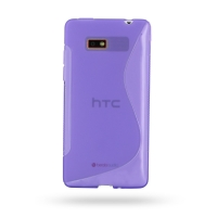 10% OFF + FREE SHIPPING, Buy Best PDair Top Quality Protective HTC Desire 600 Dual Soft Case (Purple S Shape pattern) online. You also can go to the customizer to create your own stylish leather case if looking for additional colors, patterns and types.
