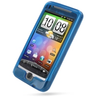10% OFF + FREE SHIPPING, Buy Best PDair Quality Protective HTC Desire Z / T-mobile G2 Soft Case (Blue) online. You also can go to the customizer to create your own stylish leather case if looking for additional colors, patterns and types.