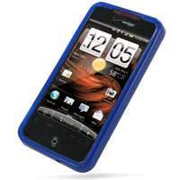 10% OFF + FREE SHIPPING, Buy Best PDair Quality Protective HTC Droid Incredible ADR6300 Soft Case (Blue) online. You also can go to the customizer to create your own stylish leather case if looking for additional colors, patterns and types.