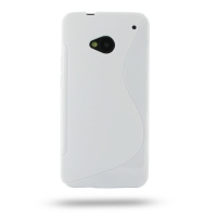 10% OFF + FREE SHIPPING, Buy Best PDair Quality Protective HTC One Soft Case (White S Shape pattern) online. You also can go to the customizer to create your own stylish leather case if looking for additional colors, patterns and types.